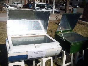 DL Muestra cocinas solares jornadas S Carlos