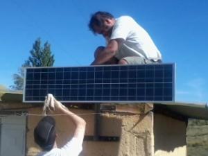 PR Instalación modulos solares en Sepaucal