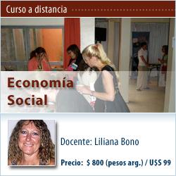 Curso a distancia: Economía Social